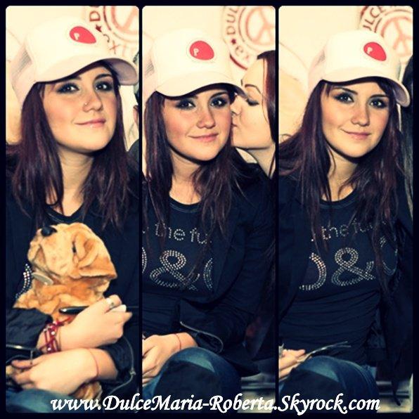 Dulce Maria 2011♥♥