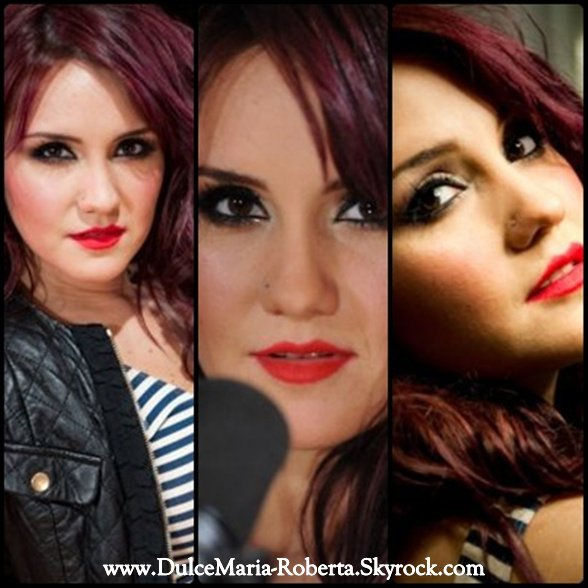 DulceMaria Photoshoot's In Studio 2011
