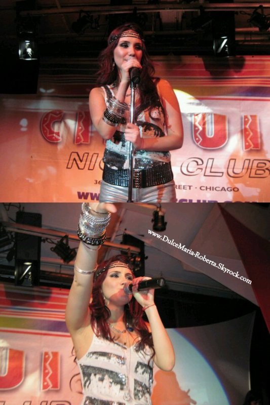 Dulce Maria New...