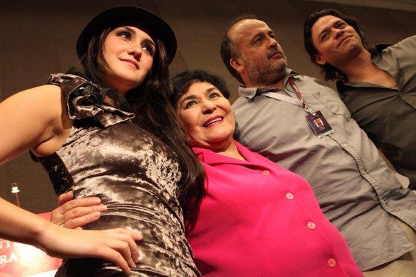 Dulce Maria - Festival Internacional de cine en Guadalajara