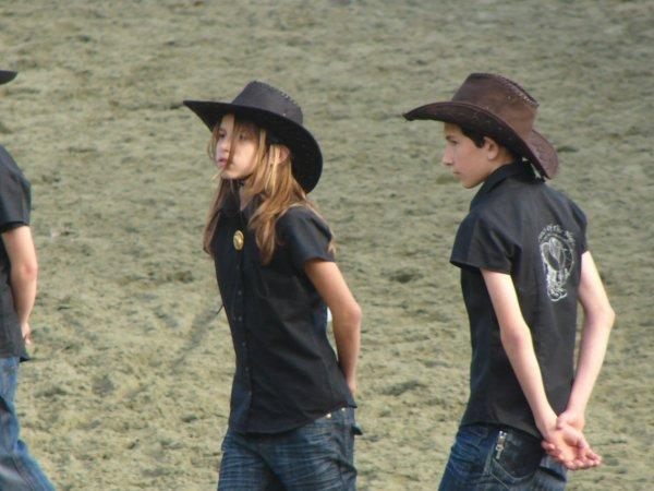 demo avec les rancho spirit a la ferme des castors le 19 septembre 2010
