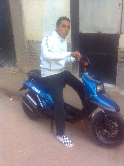 DjaMeL AveC Yamaha Booster  LoooooooL !!!!!