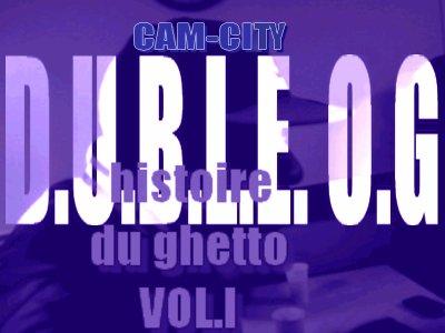 HISTOIRE DU GHETTO VOL.I / LE TEMP PASSE // CAM-CITY DIOGY STYLE // BAB'S_hiSTOIRE DU GHETTO VOL.1. (2012)