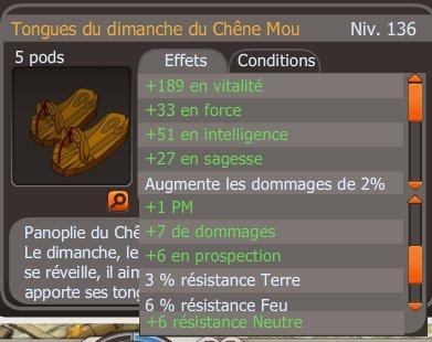 Runes + Panoplie Chêne Mou