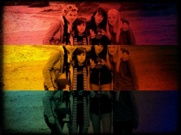 Be four. ♥