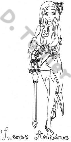 ʚ【Bleach】『Inoue Aihime』— OC ɞ
