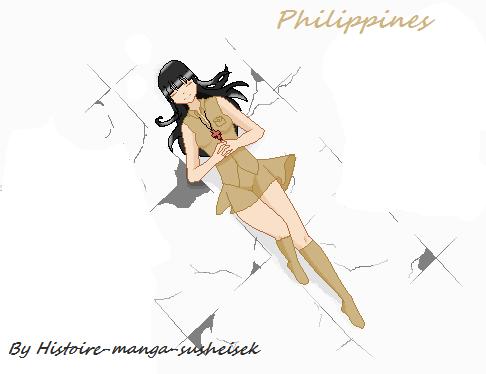 ʚ【Axis Powers : Hetalia】『Philippines』— OC ɞ
