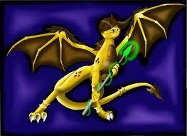 Deux de mes dragons préférés.