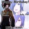 Happy birthday to me !