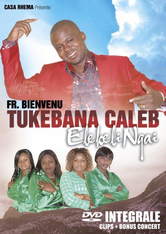 BIENVENU TUKEBANA CALEB DU GROUPE CINARC NEW CD AND DVD