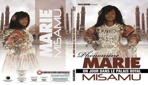 Marie Misamu et son new concept de concert !