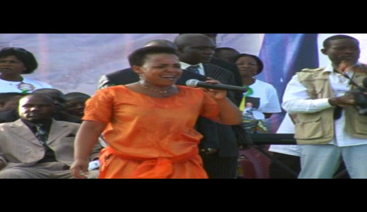 Rebecca Malope live à Lubumbashi
