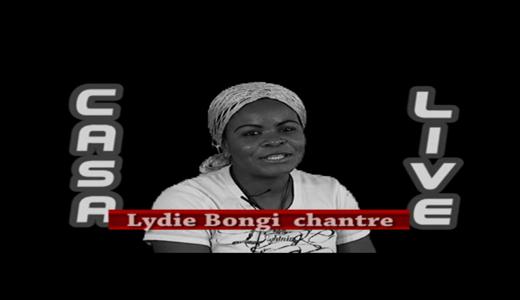 CASA LIVE sr Lydie Bongi