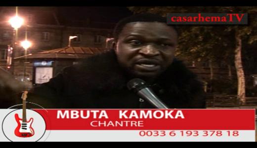 Mbuta Kamoka le retour de l'Aigle