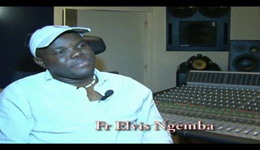 Interview avec le fr Elvis Ngemba de la Belgique