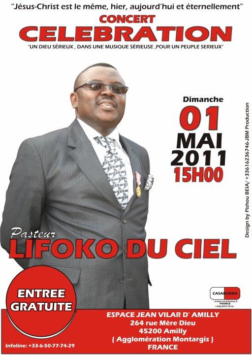 past  Lifoko du ciel en concert !