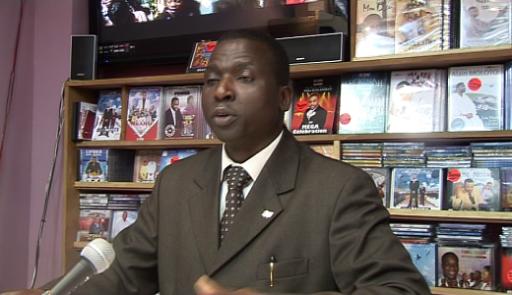 joseph Luhembe nous parle de Kin-Express