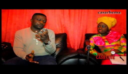 Casa Live avec fr Mbuta Kamoka