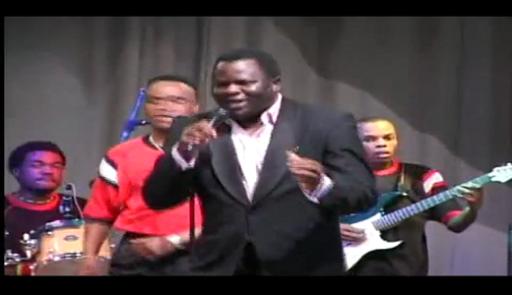 CASA LIVE  avec Jean-Noël Kanguma de Londres