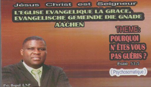 prédication avec past Bopol