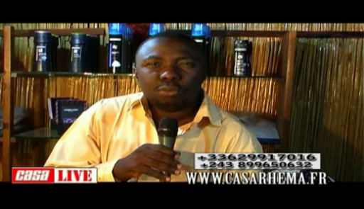 CASA LIVE AVEC FR RICHARD MULUMBA