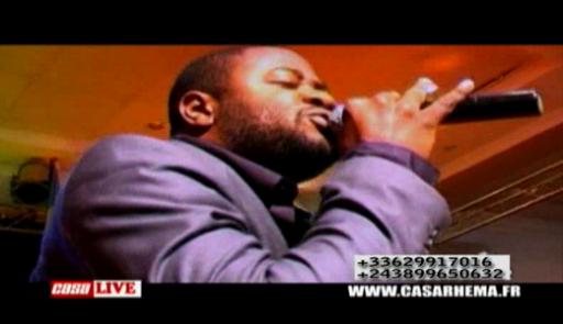 Casa Live avec Moïse Mbiye en concert live ghk