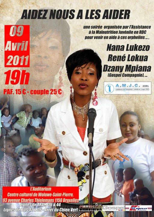 grand concert humanitaire avec nana lukezo !