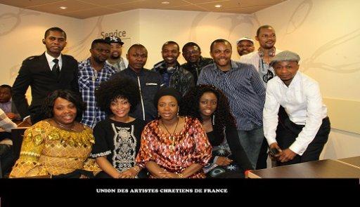 union des artistes chrétiens de france  samedi 26MARS 2011 images