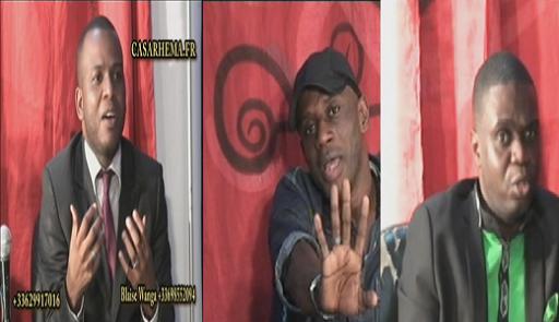 émission MBOTE avec , Aimé Nkanu , past Lhouva et blaise bula