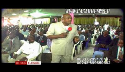 Prédication avec evê Mukuna Pascal