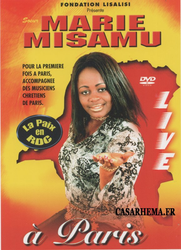 marie misamu dvd paris