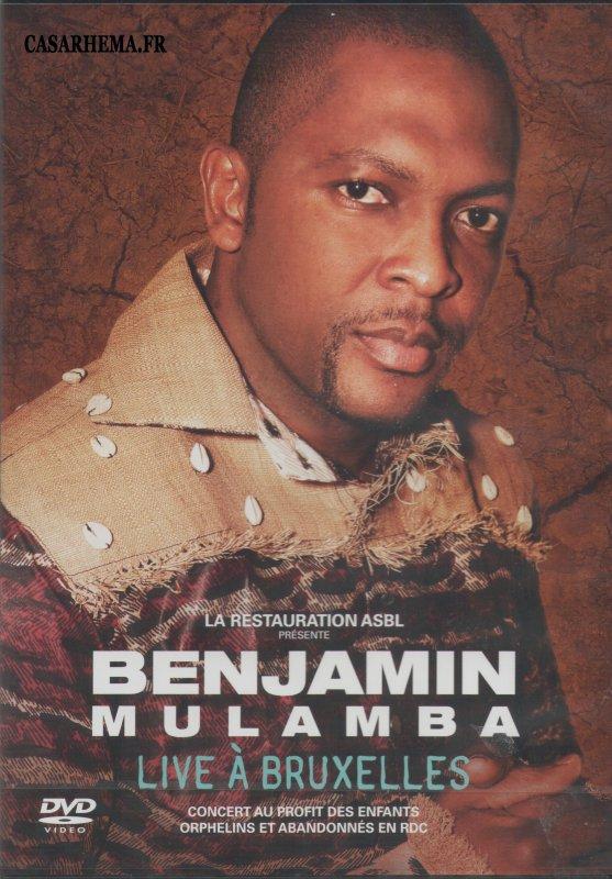 Benjamin Mulamba concert à bruxelles dvd