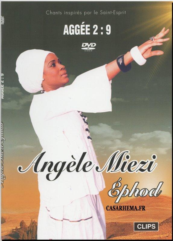 Angel Miezi Aggée 2:9 dvd