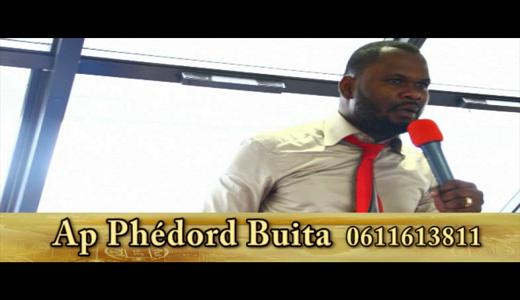 culte église Foi et Vie avec l'ap Phédord Bwita
