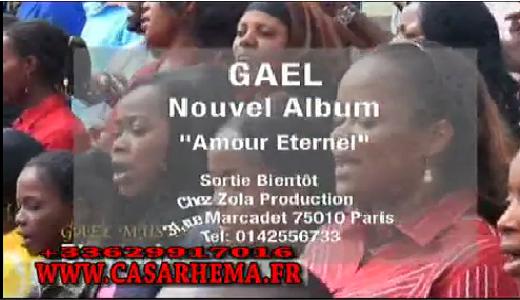 GAEL NOUVEL ALBUM