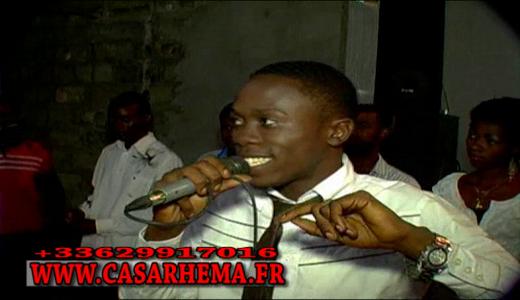 casarhema live reçois Junior Mabiala