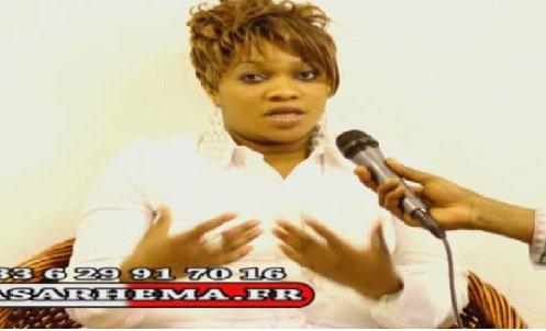 casarhema live reçois la sr Patience Mvanga