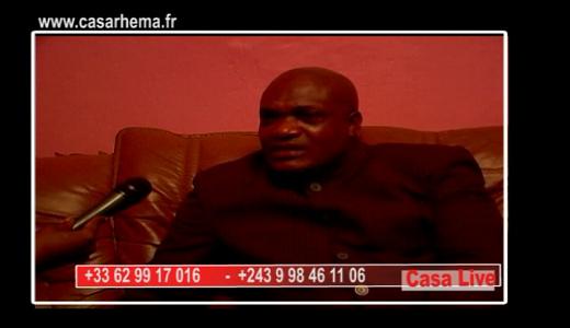 évêque Mukuna Pascal remet les pendules à l'heure
