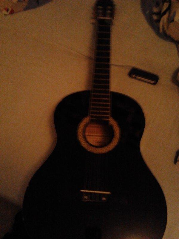 Ma petite Guitare, s'appelle... Aoi