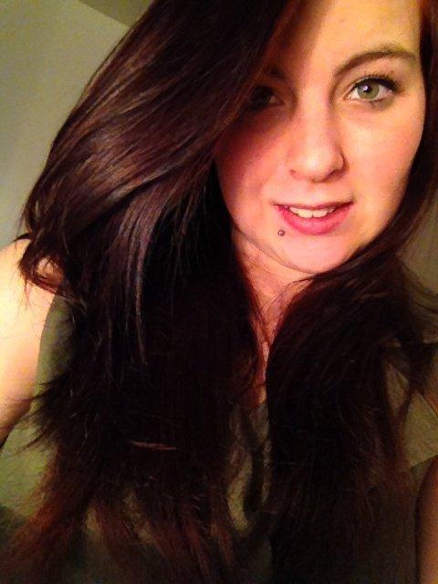 cheveux rouge <3