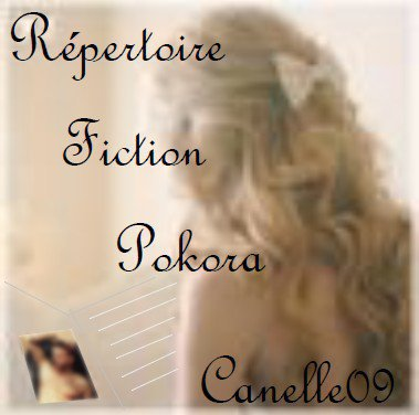 Je suis répertoriée sur le Blog de Canelle09
