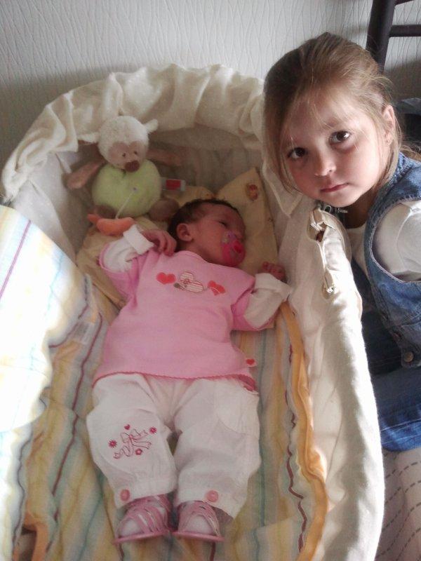 Nos 2 filles