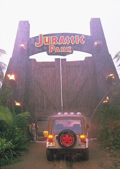 #Jurassic Park#