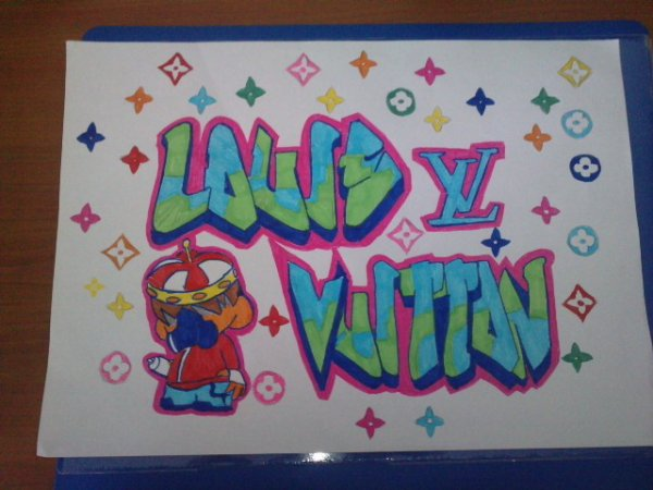 GRAFF OF LV ( Louis Vuitton )