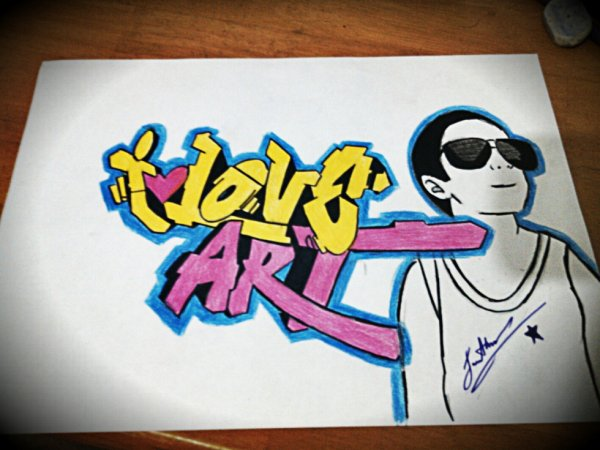 Art Power <3'