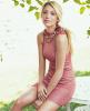 C'est dans une jolie robe rose Gucci que Blake apparaîtra dans le magasine Vogue de septembre.