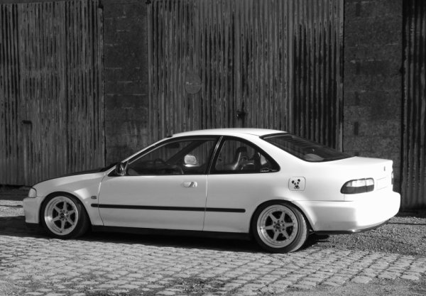 HONDA CIVIC EJ2 the power of dreams