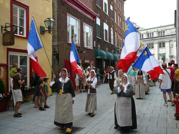 Qui es-ce les Acadiens ?