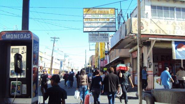 ;)    La ville de Ciudad Juarez au Mexique    ;)