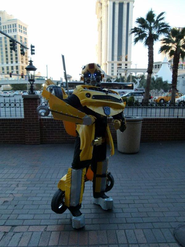;)    Las Vegas de jour    ;)